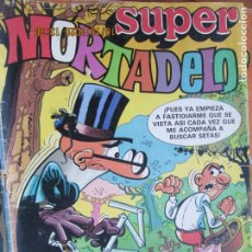 Tebeos: SUPER MORTADELO Nº 115 REVISTA JUVENIL - 1981 BRUGUERA. Lote 222062692