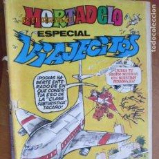 Tebeos: MORTADELO , ESPECIAL VIAJECITOS Nº 138 - BRUGUERA 1982. Lote 222064141