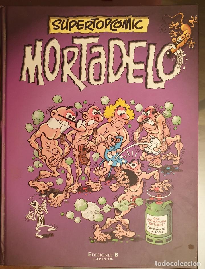 SUPERTOPCOMIC MORTADELO 2 (Tebeos y Comics - Bruguera - Mortadelo)