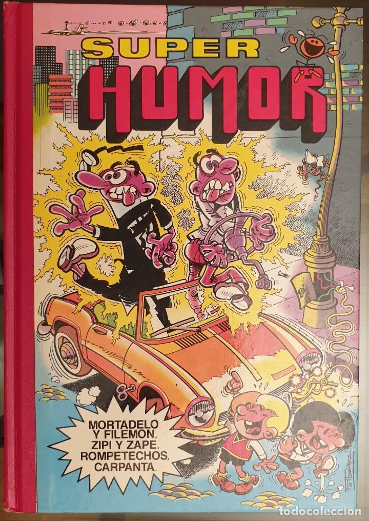 SUPERHUMOR MORTADELO 36 (Tebeos y Comics - Bruguera - Mortadelo)