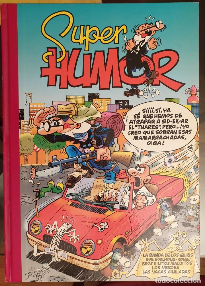 SUPERHUMOR MORTADELO 30 (Tebeos y Comics - Bruguera - Mortadelo)