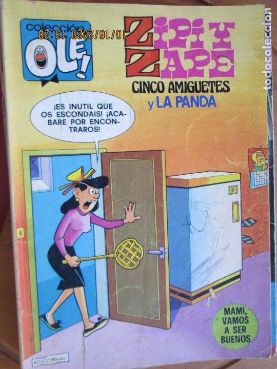 ZIPI Y ZAPE MAMI VAMOS A SE BUENOS Nº 180 - BRUGUERA 1982 (Tebeos y Comics - Bruguera - Ole)