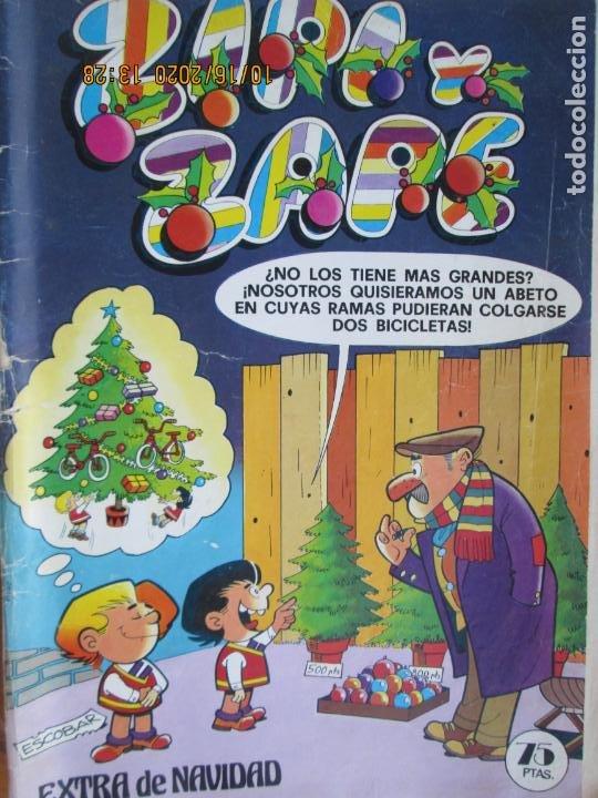 ZIPI Y ZAPE - EXTRA DE NAVIDAD 1979 - BRUGUERA (Tebeos y Comics - Bruguera - Otros)