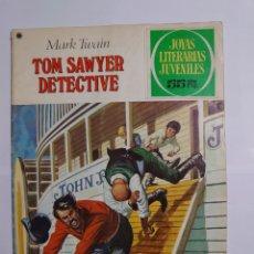Tebeos: TOM SAWYER DETECTIVE. Lote 222100277