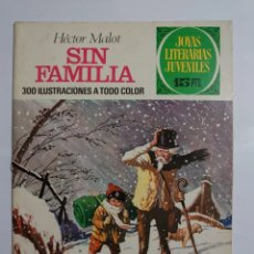 Tebeos: SIN FAMILIA. Lote 222100398