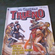 Tebeos: EL CAPITÁN TRUENO - AÑO I - Nº 10 - EDITORIAL BRUGUERA - AÑO 1986. Lote 222110866