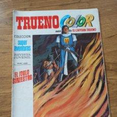 Tebeos: TRUENO COLOR Nº 51 / 1ª EPOCA. Lote 222118096