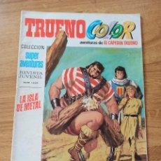 Tebeos: TRUENO COLOR Nº 53 EL NO REEDITADO / 1ª EPOCA. Lote 222118635
