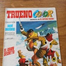 Tebeos: TRUENO COLOR Nº 76 / 1ª EPOCA. Lote 222123732