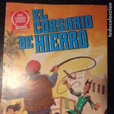 Tebeos: EL CORSARIO DE HIERRO Nº 58 (ÚLTIMO). Lote 222134412