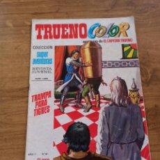 Tebeos: TRUENO COLOR Nº 81 / 1ª EPOCA. Lote 222152021