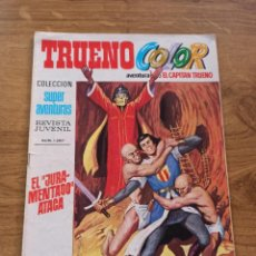 Tebeos: TRUENO COLOR Nº 82 / 1ª EPOCA. Lote 222152133
