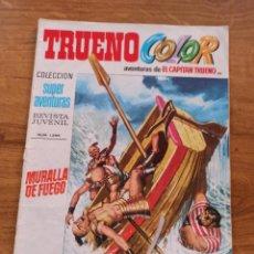 Tebeos: TRUENO COLOR Nº 86 / 1ª EPOCA. Lote 222152600