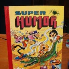 Tebeos: SÚPER HUMOR VOLUMEN XXIV AÑO 1985 COMO NUEVO. Lote 222152647