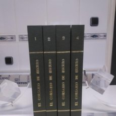 Tebeos: COLECCIÓN EL CORSARIO DE HIERRO EDICIÓN HISTÓRICA COMPLETA 58 NÚMEROS 1987-1990 EDICIONES B. Lote 222155850