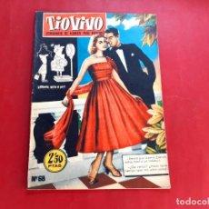 Tebeos: TIO VIVO Nº 68 -PRIMERA EPOCA -BUEN ESTADO. Lote 222231978