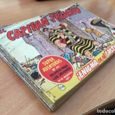 Tebeos: LOTE 29 COMICS ORIGINAL CAPITAN TRUENO (BRUGUERA) (COIB149). Lote 222242406
