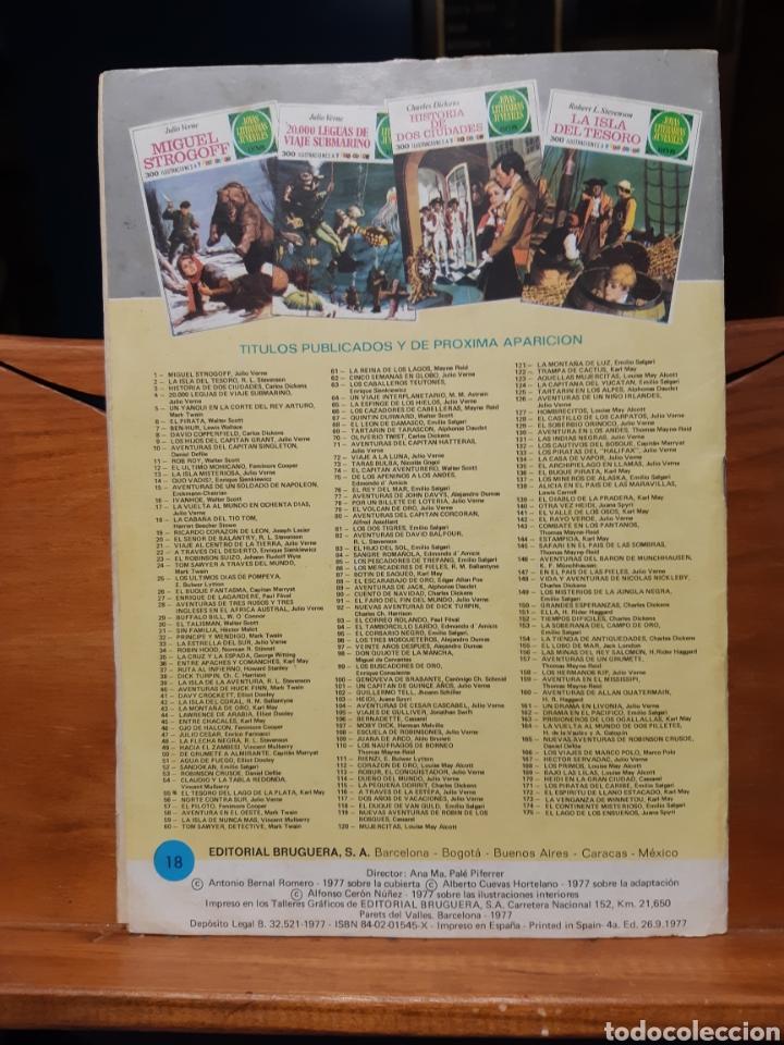 Tebeos: Joyas literarias juveniles número 18 año 1977 - Foto 2 - 222250602