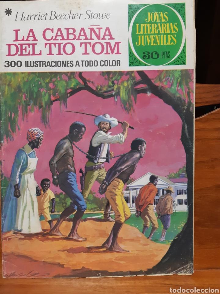 JOYAS LITERARIAS JUVENILES NÚMERO 18 AÑO 1977 (Tebeos y Comics - Bruguera - Lily)