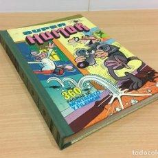 Tebeos: TEBEO SUPER HUMOR Nº XII - 360 PÁGINAS DE MORTADELO Y FILEMÓN. BRUGUERA, 1ª EDICIÓN, 1976. Lote 222286451
