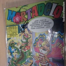 Tebeos: MORTADELO EXTRA DE PRIMAVERA 1981 AÑO VII. Lote 222298807