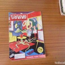 Tebeos: TIO VIVO Nº 169 EDITA BRUGUERA. Lote 222322501