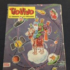 Tebeos: COMIC TIO VIVO EXTRA NAVIDAD 1962 EDITORIAL BRUGUERA. Lote 222324236