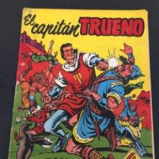 Tebeos: ALMANAQUE ORIGINAL EL CAPITAN TURENO 1959 EDITORIAL BRUGUERA. Lote 222330305