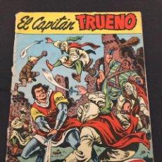 Tebeos: ALMANAQUE ORIGINAL EL CAPITAN TURENO 1960 EDITORIAL BRUGUERA. Lote 222330425