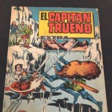 Tebeos: ALMANAQUE ORIGINAL EL CAPITAN TURENO EXTRA 1963 EDITORIAL BRUGUERA. Lote 222330976