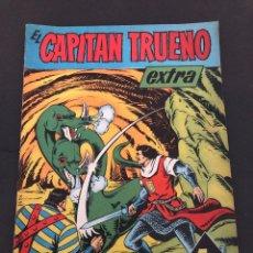 Tebeos: COMIC ORIGINAL EL CAPITAN TURENO EXTRA VACACIONES EDITORIAL BRUGUERA. Lote 222331145