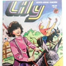 Tebeos: LILY Nº 951 (SIN USAR, DE DISTRIBUIDORA). Lote 222332022