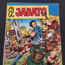 Tebeos: ALMANAQUE ORIGINAL EL JABATO PARA 1960 EDITORIAL BRUGUERA. Lote 222333818
