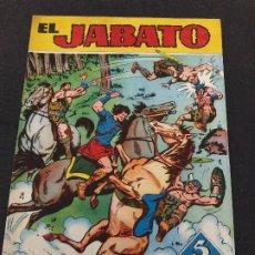 Tebeos: ALMANAQUE ORIGINAL EL JABATO PARA 1961 EDITORIAL BRUGUERA. Lote 222333958