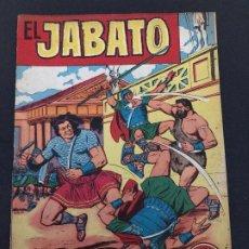Tebeos: COMIC ORIGINAL EL JABATO EXTRA DE VERANO EDITORIAL BRUGUERA. Lote 222334152
