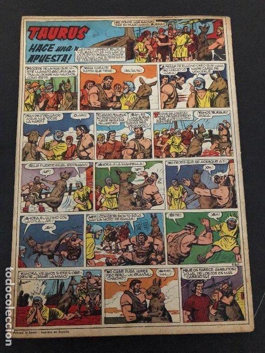 Tebeos: COMIC ORIGINAL EL JABATO EXTRA DE VERANO EDITORIAL BRUGUERA - Foto 2 - 222334152