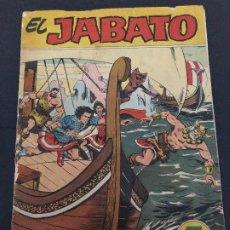 Tebeos: COMIC ORIGINAL EL JABATO EXTRA DE NAVIDAD EDITORIAL BRUGUERA. Lote 222334233