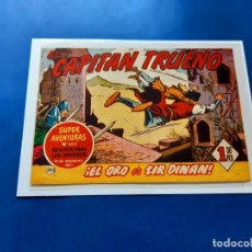 Tebeos: EL CAPITAN TRUENO Nº 232 -ORIGINAL -VER CALIFICACION DEL ESTADO INDIVIDUAL DEL MISMO-. Lote 222353761