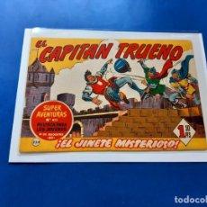 Tebeos: EL CAPITAN TRUENO Nº 234 -ORIGINAL -VER CALIFICACION DEL ESTADO INDIVIDUAL DEL MISMO-. Lote 222353855