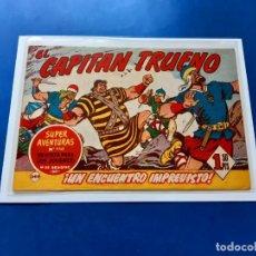 Tebeos: EL CAPITAN TRUENO Nº 249 -ORIGINAL -VER CALIFICACION DEL ESTADO INDIVIDUAL DEL MISMO-. Lote 222354190