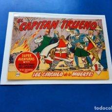 Tebeos: EL CAPITAN TRUENO Nº 253 -ORIGINAL -VER CALIFICACION DEL ESTADO INDIVIDUAL DEL MISMO-. Lote 222354273