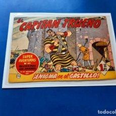 Tebeos: EL CAPITAN TRUENO Nº 256 -ORIGINAL -VER CALIFICACION DEL ESTADO INDIVIDUAL DEL MISMO-. Lote 222354406