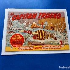 Tebeos: EL CAPITAN TRUENO Nº 260 -ORIGINAL -VER CALIFICACION DEL ESTADO INDIVIDUAL DEL MISMO-. Lote 222354956