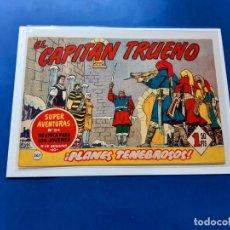 Tebeos: EL CAPITAN TRUENO Nº 267 -ORIGINAL -VER CALIFICACION DEL ESTADO INDIVIDUAL DEL MISMO-. Lote 222355182