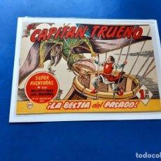 Tebeos: EL CAPITAN TRUENO Nº 273 -ORIGINAL -VER CALIFICACION DEL ESTADO INDIVIDUAL DEL MISMO-. Lote 222355547