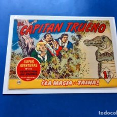 Tebeos: EL CAPITAN TRUENO Nº 301 -ORIGINAL -VER CALIFICACION DEL ESTADO INDIVIDUAL DEL MISMO-. Lote 222356076