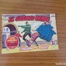 Tebeos: EL COSACO VERDE Nº 126 EDITA BRUGUERA. Lote 222359781