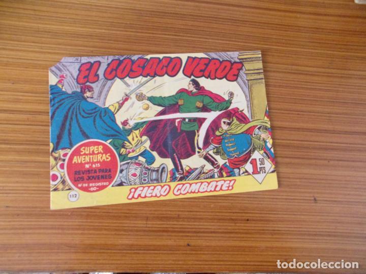 EL COSACO VERDE Nº 112 EDITA BRUGUERA (Tebeos y Comics - Bruguera - Cosaco Verde)