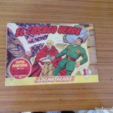Tebeos: EL COSACO VERDE Nº 15 EDITA BRUGUERA. Lote 222360268