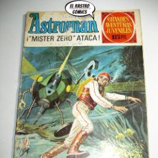Tebeos: ASTROMAN Nº 60, MISTER ZERO ATACA, ED. BRUGUERA, AÑO 1973, (A) 6D. Lote 222361513